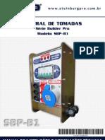 Manual de Instruções SBP-B1 Builder Pro
