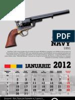 Calendar Viper 2012
