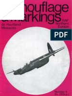 Camouflage and Markings 6 - Mosquito