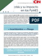 Las Crisis y su Impacto en Las PyMEs