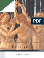 Las Primeras Obras Botticelli