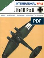 Aerodata International 12 Heinkel He111