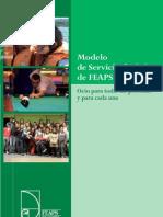 Modelo de Servicio de Ocio