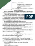 Decreto nº 7.508 - 2011 Regulamenta a lei 8.080 - 1990