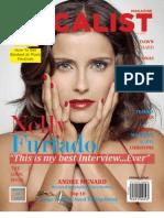 The Vocalist Magazine Spring Issue