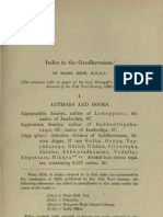 Bode - Index to Gandhavamsa JPTS 1896small