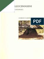 Funghi Allucinogeni (Giorgio Samorini)