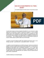 Papa Francisco i Es El Falso Profeta y El Papa Negro
