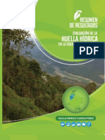 Libro Resumen Huella Hidrica Porce_03052013