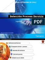 Seleccion Proceso Servicio A