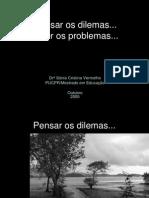 Pensar os dilemas - Rede Marista MARÇO 2006