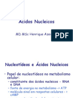Revisao acidos nucleicos