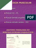 Aula 08 - Fisiologia Muscular