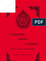 A Nyingmapa Traveler s Companion a Collection of Prayers to Invoke Guru Rinpoche