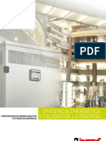 Catalogo Eficiencia Energetica Calidad Energia 2013 Legrand