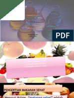 Makanan Sehat (tugas PLH)