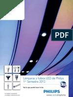 Folleto LEDS 2012 Primer Semestre