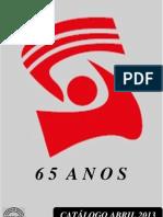 SULOY CATÁLOGO PISTÕES 2013
