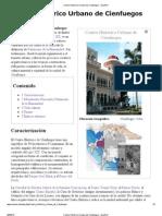 Centro Histórico Urbano de Cienfuegos - EcuRed