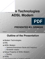Modem Technology