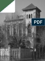 Casa que entre 1966 y 1973 ocupó el Centro de Estudios Socioeconómicos (CESO) de la Universidad de Chile en Av. España N° 620, Santiago de Chile