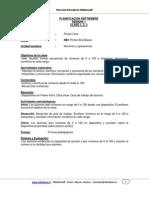 Guia Aprendizaje Matematica 1basico Semana1 Septiembre