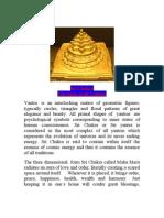 Sri Chakraking of Yantras