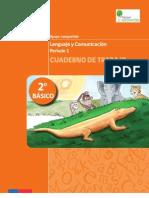 2° BÁSICO - CUADERNO DE TRABAJO LENGUAJE Y COMUNICACIÓN
