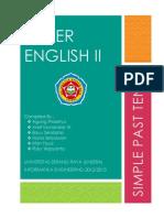 English II Paper