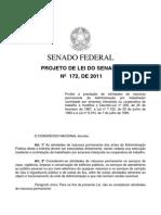 Projeto Lei Senado