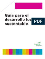 Guia Desarrollo Sustentable Local Resumen