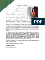 Historia de La Chatona