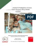 Manual de Cálculo para el Pago de Prestaciones Sociales - CSTZF 2012