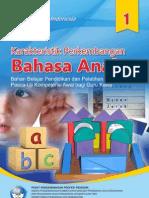 Bhs Indonesia Modul 1 Karakteristik Perkembangan Bahasa Anak