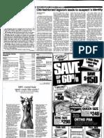 Orange County Register September 1, 1985 The Night Stalker, Richard Ramirez, caught in East Los Angeles – page 3 of 5