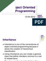oop3 inheritance