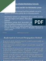 Distribution System Load Flows