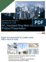 RMU Safelink Cb Product Presentation