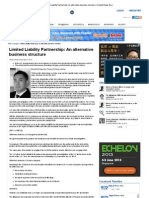 Limited Liability Partnership_ an Alternative Business Structure _ Digital News Asia