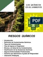RIESGOS  QUÍMICOS1