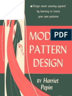 Harriet Pepin Modern Pattern Design