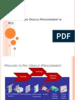 R12 iProcurement Presentation OA