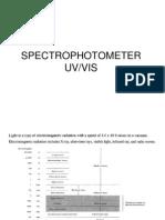 Spektrofotometer 1
