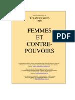 Femmes Contre Pouvoirs