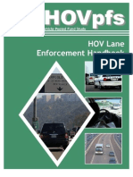 HOV Lane Enforce Handbook