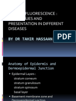 immunoflorescence in dermatology