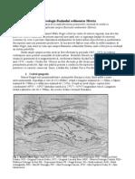 Geologia Bazinului Histria