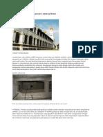 Analisis Struktur Bangunan Lawang Sewu