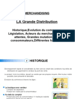 Merchandising-la Grande Distribution