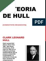 LA Teoria de Hull
